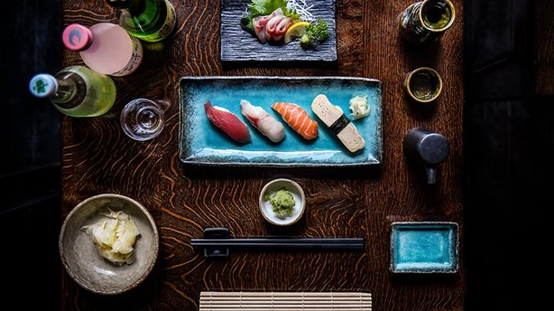Sushi Masterclass - 17th August
