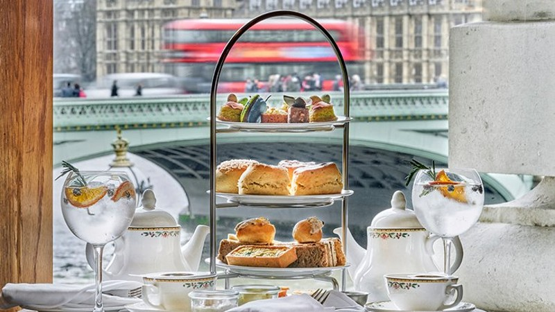 Free Flowing G&T Afternoon Tea for Two