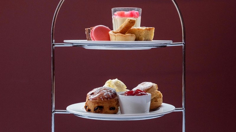 HIGH TEA FOR ONE AT QUOD