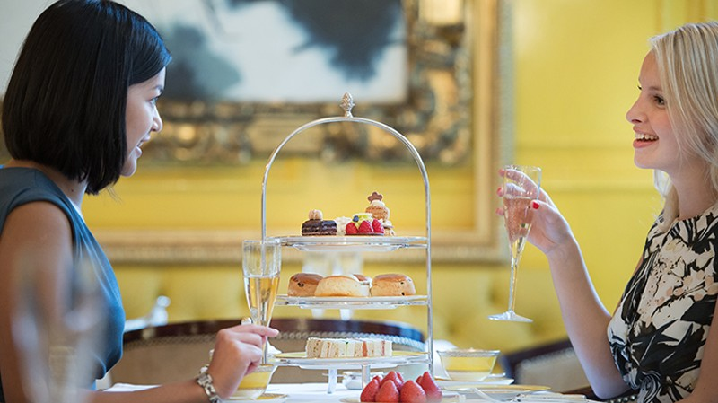 Bollinger Champagne Afternoon Tea for Two